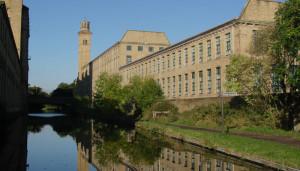 Locate Estate Agents Bradford - Salts Mill